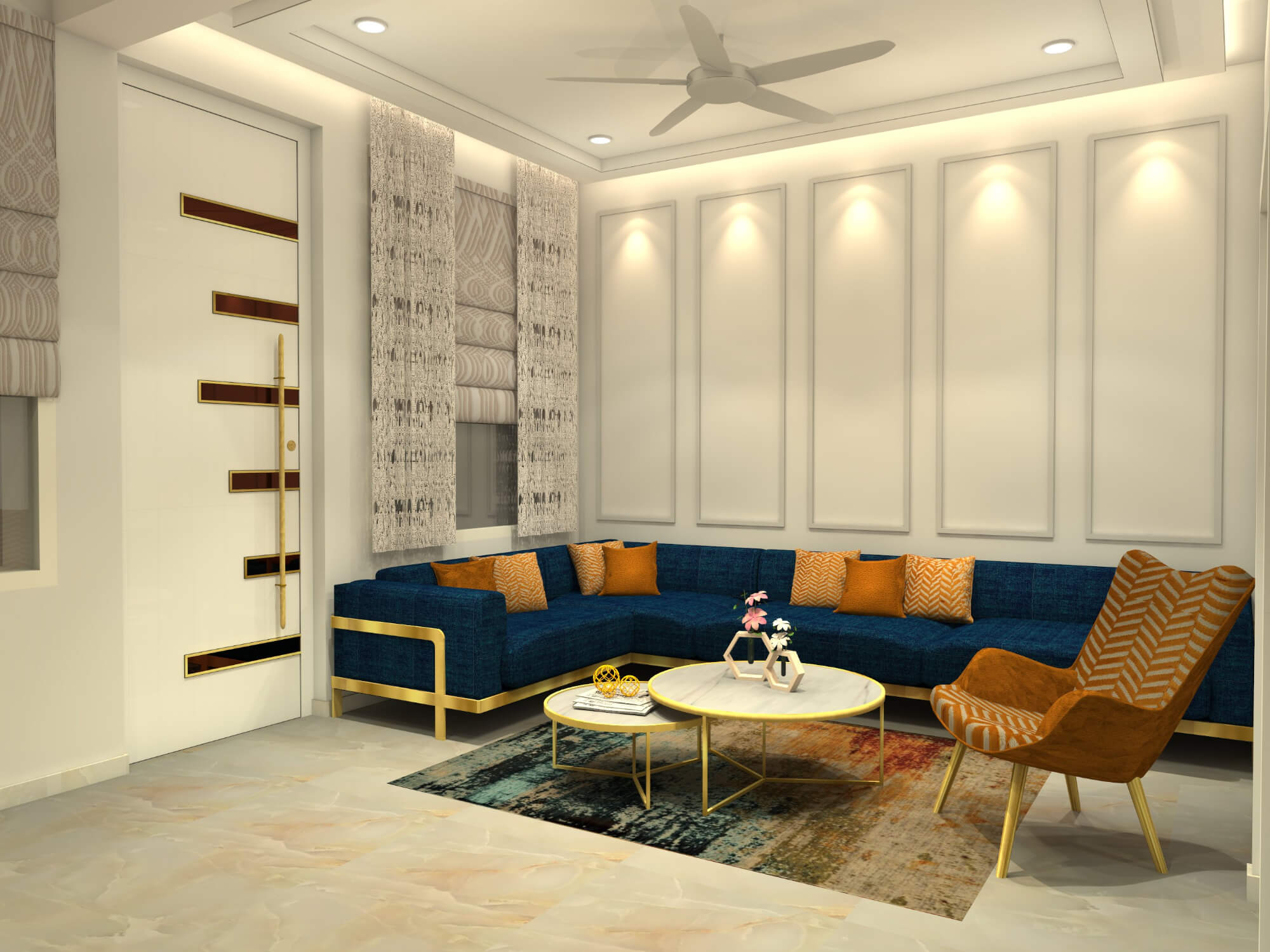 Catalyst - Sahiba's Designer Studio - Best Interior Designer In Jaipur - Projects