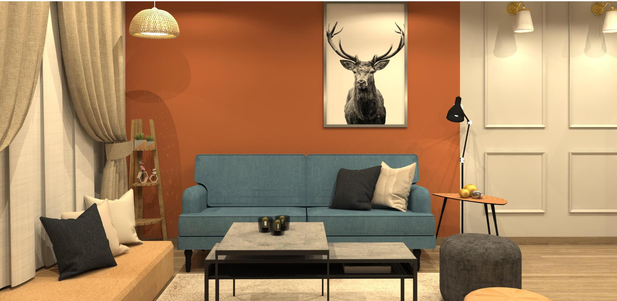 Cityside Apartment - Sahiba's Designer Studio - Best Interior Designer In Jaipur - Project