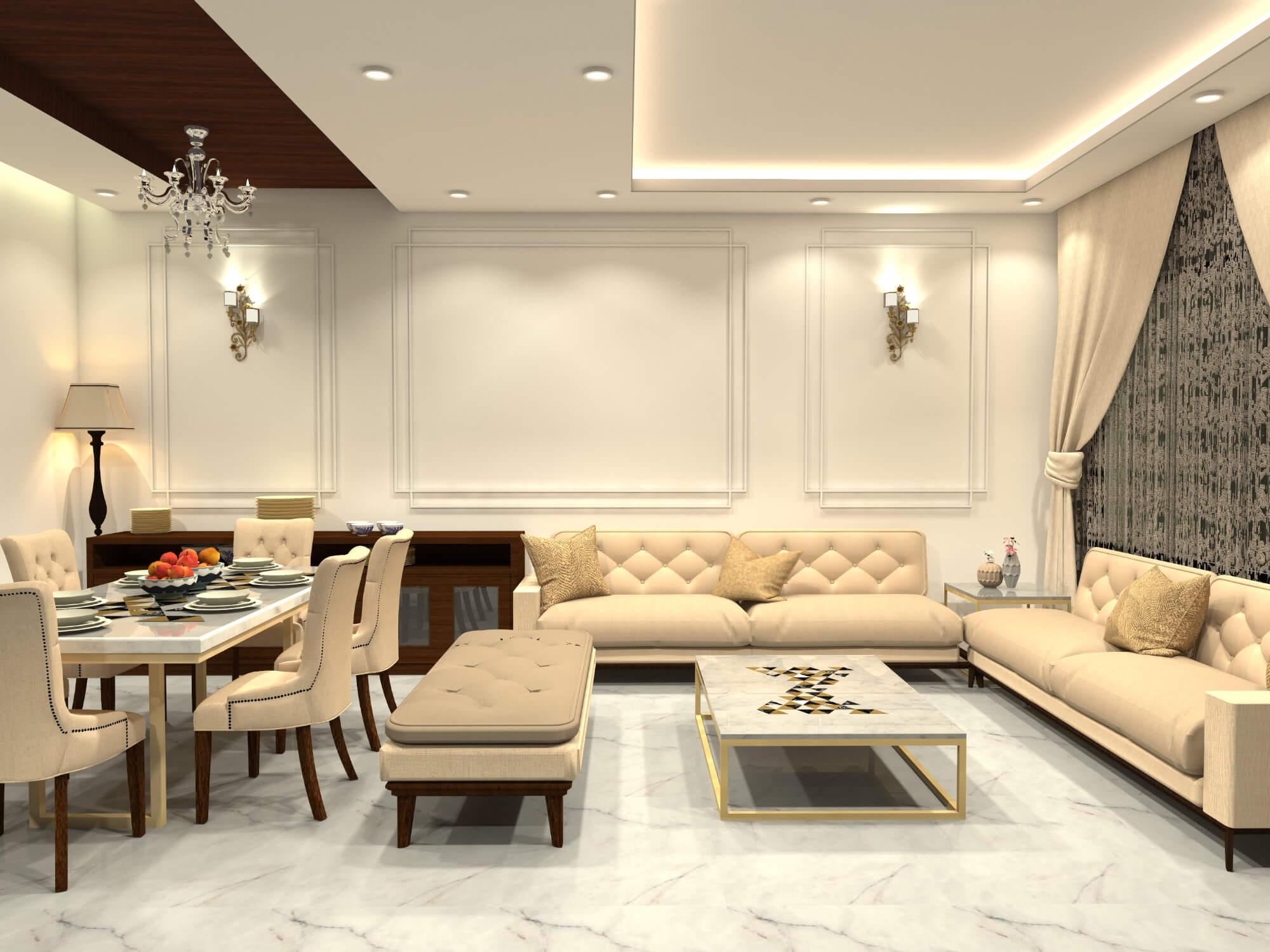 The Retirement Home - Sahiba's Designer Studio - Best Interior Designer In Jaipur - Projects