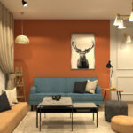 Cityside Apartment - Sahiba's Design Studio - Best Interior Designing in Jaipur